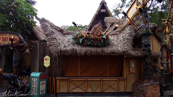 Disneyland Resort, Disneyland, Tiki Juice Bar