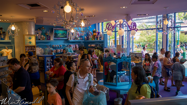 Disneyland Resort, Downtown Disney, Anna, Elsa, Boutique, Frozen, Merchandise