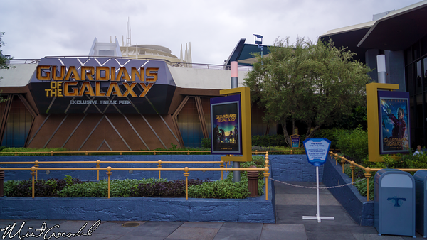 Disneyland Resort, Disneyland, Magic Eye Theater, Guardians of the Galaxy, Big Hero 6