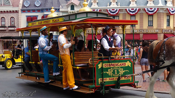 Disneyland Resort, Disneyland, Main Street U.S.A, Limited, Time, Magic.