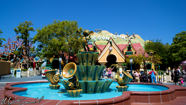 Disneyland Resort, Disneyland, Toon Town