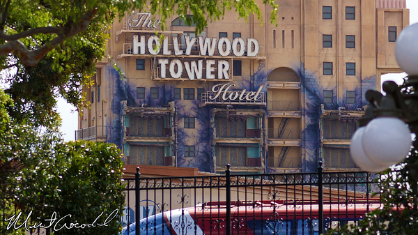 Disneyland Resort, Disneyland, Main Street U.S.A., Tower of Terror