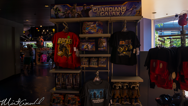Disneyland Resort, Disneyland, Guardians of the Galaxy, Merchandise
