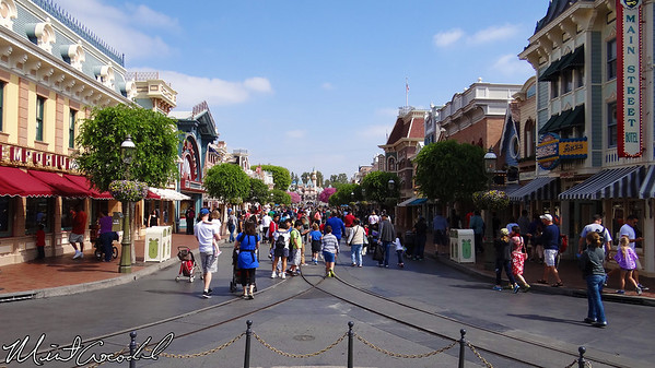 Disneyland, Main Street USA