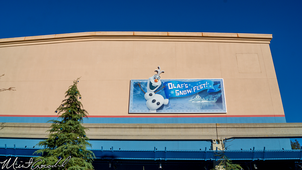 Disneyland Resort, Disney California Adventure, Frozen Fun, Frozen, Hollywood Land, Olaf's, Snow, Fest