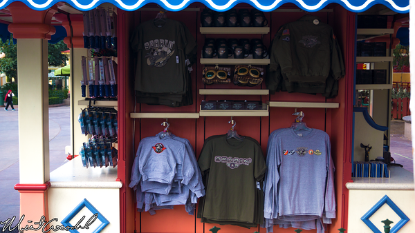 Disneyland Resort, Disney California Adventure, Paradise Pier, Soarin', Aviation, Merchandise