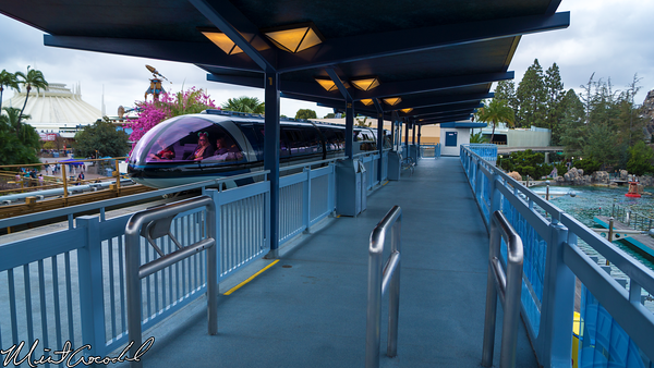 Disneyland Resort, Disneyland, Tomorrowland, Monorail