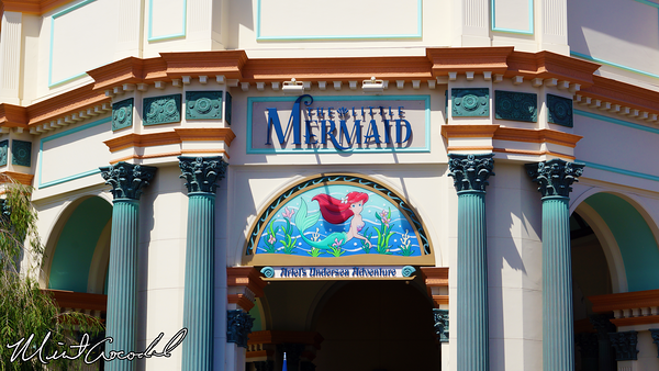 Disneyland Resort, Disney California Adventure, Little Mermaid, Ariel's Undersea Adventure, Refurbishment, Refurb