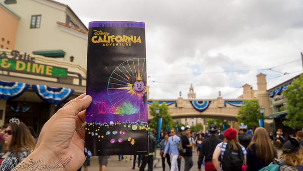Disneyland Resort, Disneyland60, 60, Anniversary, 24, Hour, Party, Celebration, Kick, Off, Disney California Adventure, Buena, Vista, Street