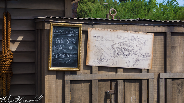Disneyland Resort, Disneyland, Legends of Frontierland