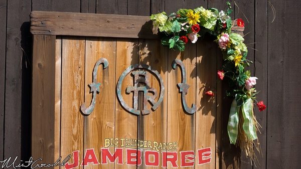 Disneyland Resort, Disneyland, Big Thunder Ranch Jamboree