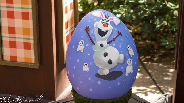 Disneyland Resort, Disneyland, Frontierland, Big, Thunder, Ranch, Jamboree, Spring, Time, Roundup, Easter, Eggs, Decorate, Decorative