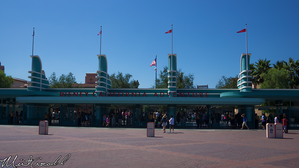 Disneyland Resort, Disney California Adventure, Main Entrance, Buena Vista Street