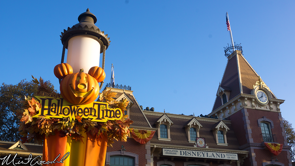Disneyland Resort, Disneyland, Halloween Time, Main Street U.S.A.
