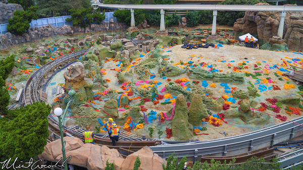 Disneyland Resort, Disneyland, Tomorrowland, Finding Nemo Submarine Voyage, Refurbishment, Refurbish, Refurb