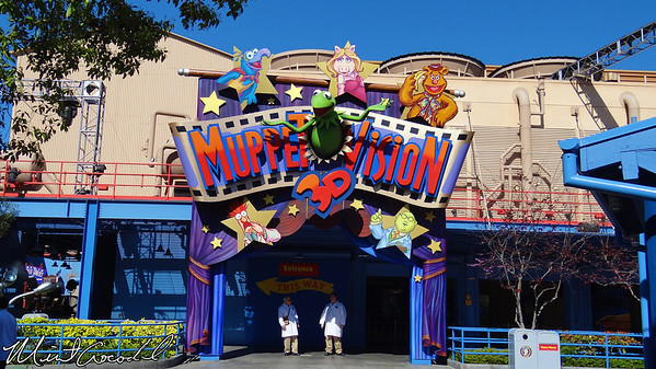 Disney California Adventure, Muppet Vision 3D