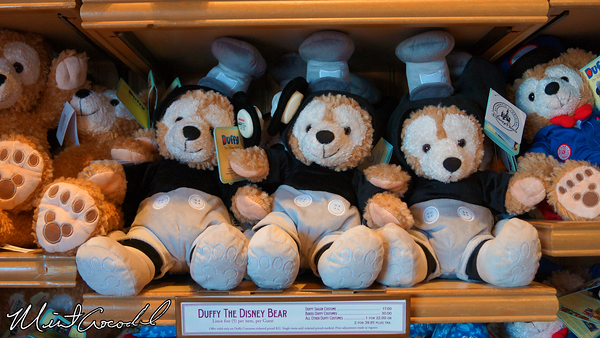 Disneyland Resort, Disney California Adventure, Paradise Pier, Treasures in Paradise, Duffy
