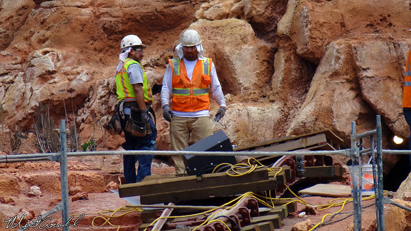 Disneyland Resort, Disneyland, Big Thunder Mountain Railroad, Refurbishment, Refurb, Limited, Time, Magic