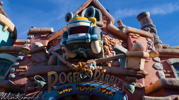 Disneyland Resort, Disneyland, Roger, Rabbit, Car, Toon, Spin, Mickey's, Toon, Town, New, Costumes
