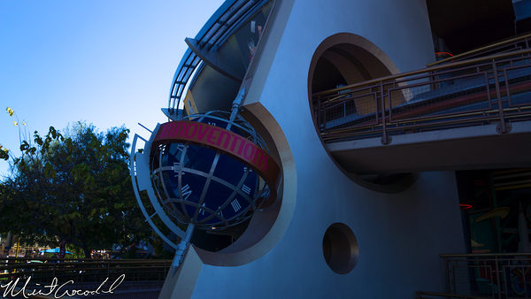 Disneyland Resort, Disneyland, Tomorrowland, Innoventions, Closing, Dream, Home, Marvel