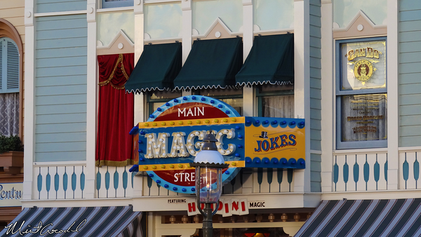 Disneyland Resort, Disneyland, Main Street, Tony Baxter, Window, Dedication, Ceremony