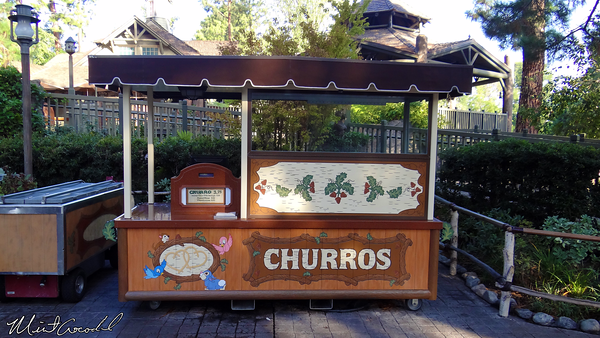 Disneyland Resort, Disneyland, Critter Country, Churros Cart