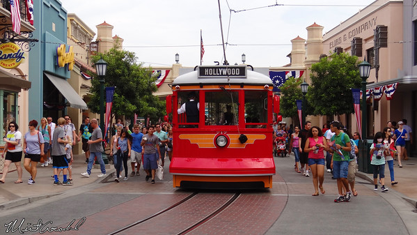 Disneyland Resort, Disney California Adventure, Buena Vista Street, Limited, Time, Magic