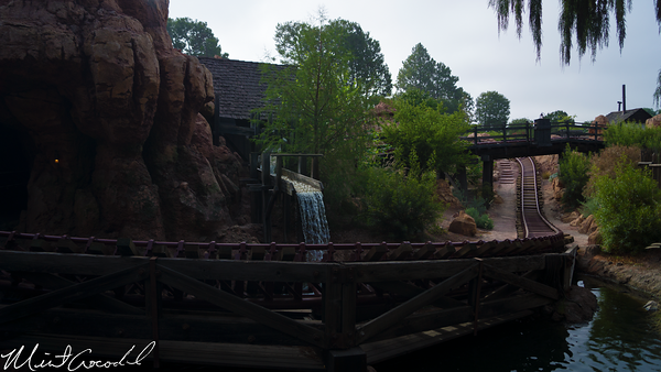 Disneyland Resort, Disneyland, Big Thunder Mountain Railroad
