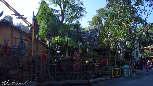 Disneyland Resort, Disneyland, Enchanted Tiki Room
