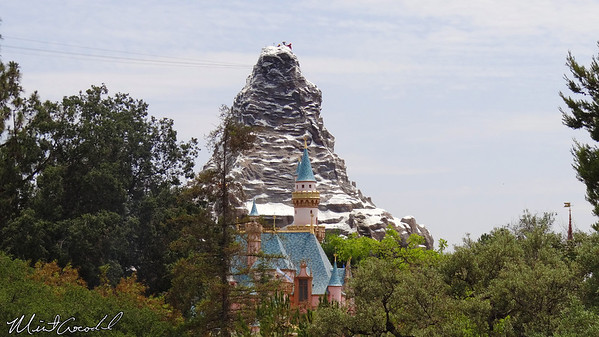 Disneyland Resort, Disneyland, Sleeping Beauty Castle, Mark Twain, Matterhorn, Limited, Time, Magic