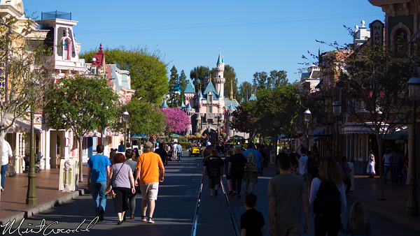 Disneyland Resort, Disneyland, Main Street U.S.A.