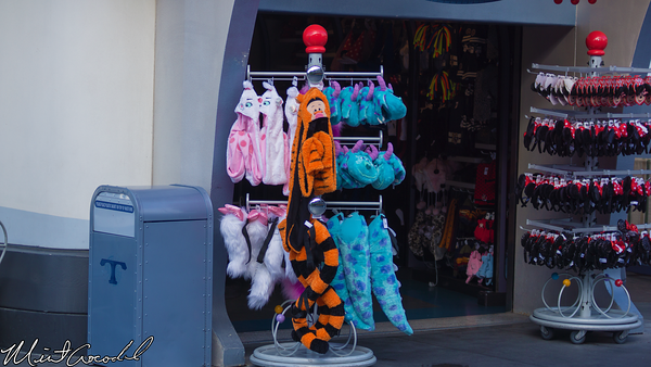Disneyland Resort, Disneyland, Tomorrow, Landing, Merchandise