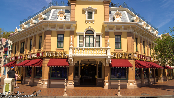 Disneyland Resort, Disneyland, Main Street U.S.A., Emporium, Window, Disneyland60