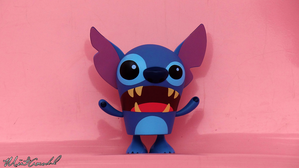 Disneyland Resort, Disneyland, Fantasyland, Tea Cup, Stitch