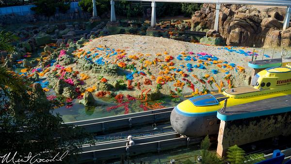 Disneyland Resort, Disneyland, Finding Nemo Submarine Voyage, Refurbishment, Refurbish, Refurb, Water, Lagoon