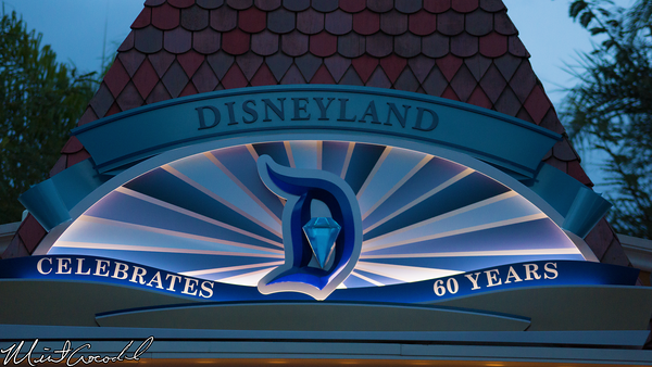 Disneyland Resort, Disneyland, Disney California Adventure, Ticket, Booth, Disneyland60, 60, Anniversary, Celebration