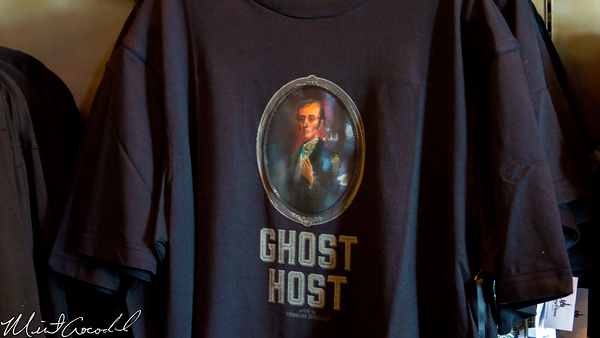 Disneyland Resort, Disneyland, New Orleans Square, Port Royal, Haunted Mansion, Merchandise