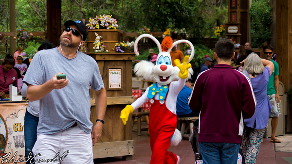 Disneyland Resort, Disneyland, Big Thunder Ranch Jamboree, Springtime, Easter, Egg