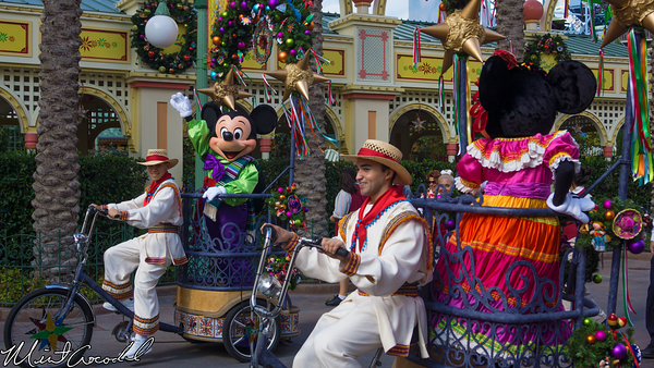 Disneyland Resort, Disney California Adventure, Paradise Pier, Viva Navidad, 2014, Christmas Time, Christmas