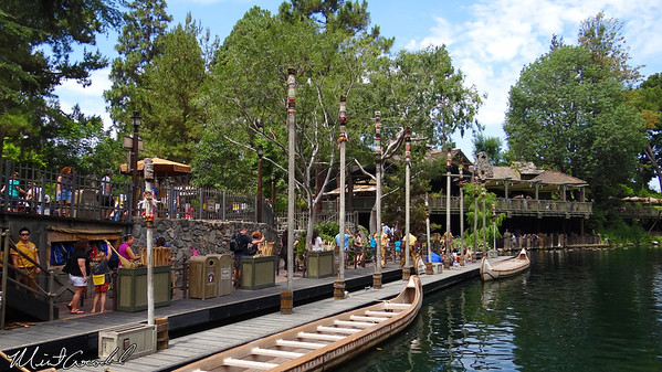 Disneyland Resort, Disneyland, Critter Country, Davy Crockett Explorer Canoes, Limited, Time, Magic