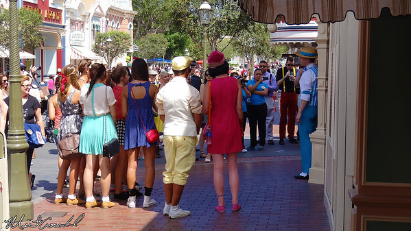 Disneyland, Main Street U.S.A., Dapper Day
