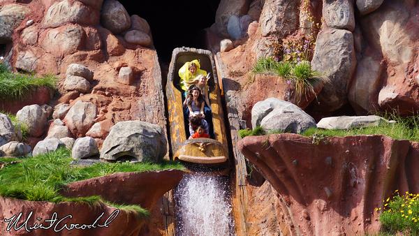 Disneyland Resort, Disneyland, Splash Mountain