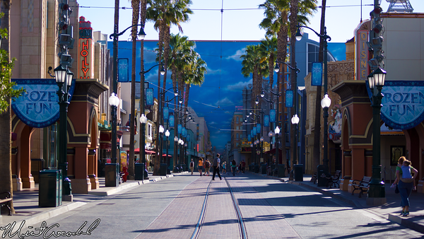 Disneyland Resort, Disney California Adventure, Hollywood, Land