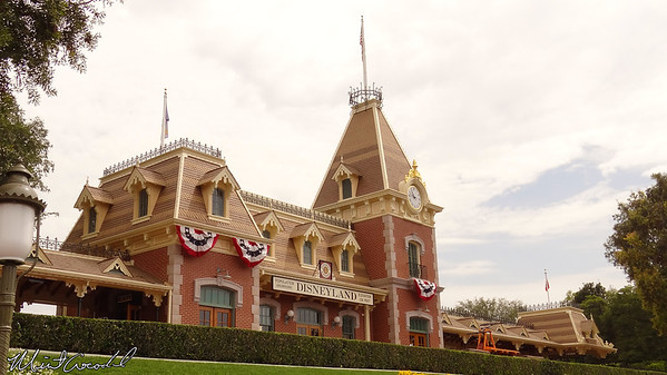 Disneyland Resort, Disneyland, Main Street U.S.A., Limited, Time, Magic