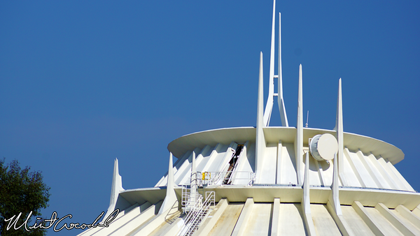 Disneyland Resort, Disneyland, Space Mountain, Ring
