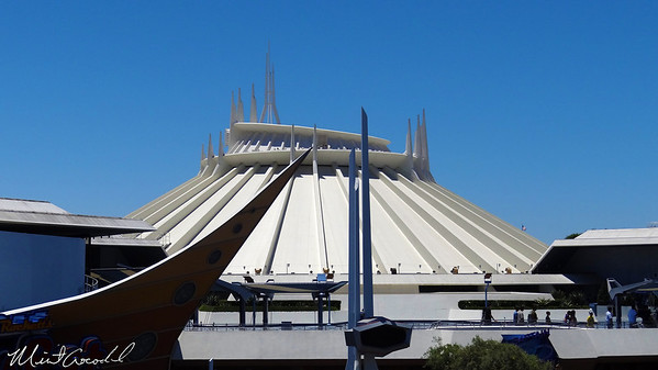 Disneyland Resort, Disneyland, Space Mountain