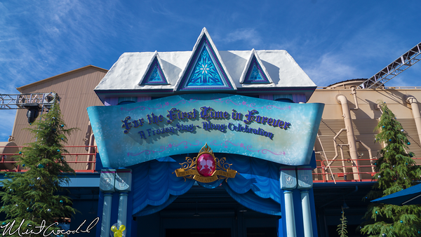 Disneyland Resort, Disney California Adventure, Frozen, Fun, First Time in Forever, Sing, Along