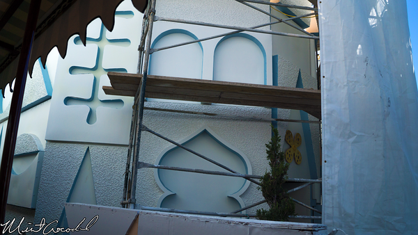 Disneyland Resort, Disneyland, it's a small world, Facade, Refurbishment, Refurbish, Refurb