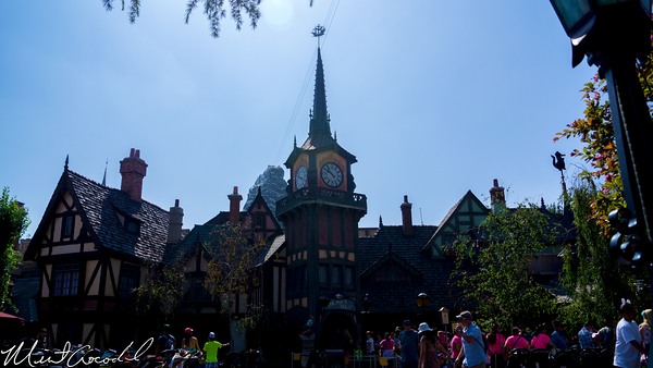 Disneyland Resort, Disneyland, Peter Pan's Flight
