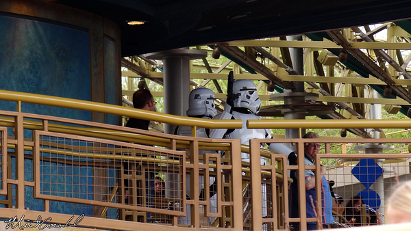 Disneyland Resort, Disneyland, Autopia, Storm Trooper